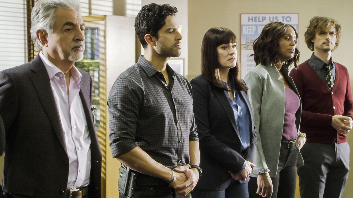 'Criminal Minds' Is Losing Its Wednesday Night Spot to Shemar Moore's 'S.W.A.T.'