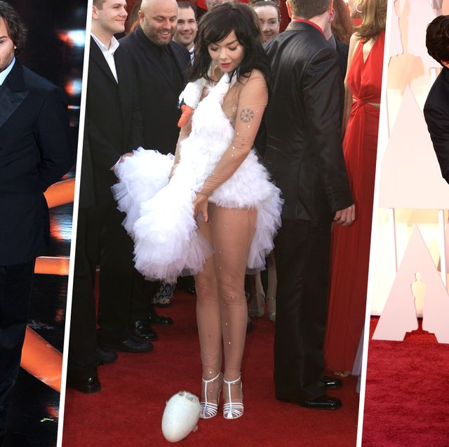 Red carpet, Carpet, Dress, Suit, Event, Formal wear, Flooring, Tuxedo, Gown, Fashion,
