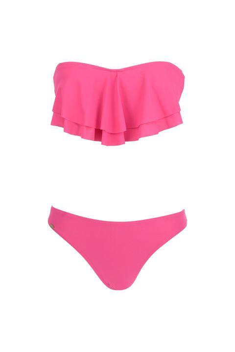 Swimsuit bottom, Clothing, Bikini, Pink, Swimwear, Briefs, Swimsuit top, Lingerie, Swim brief, Undergarment,