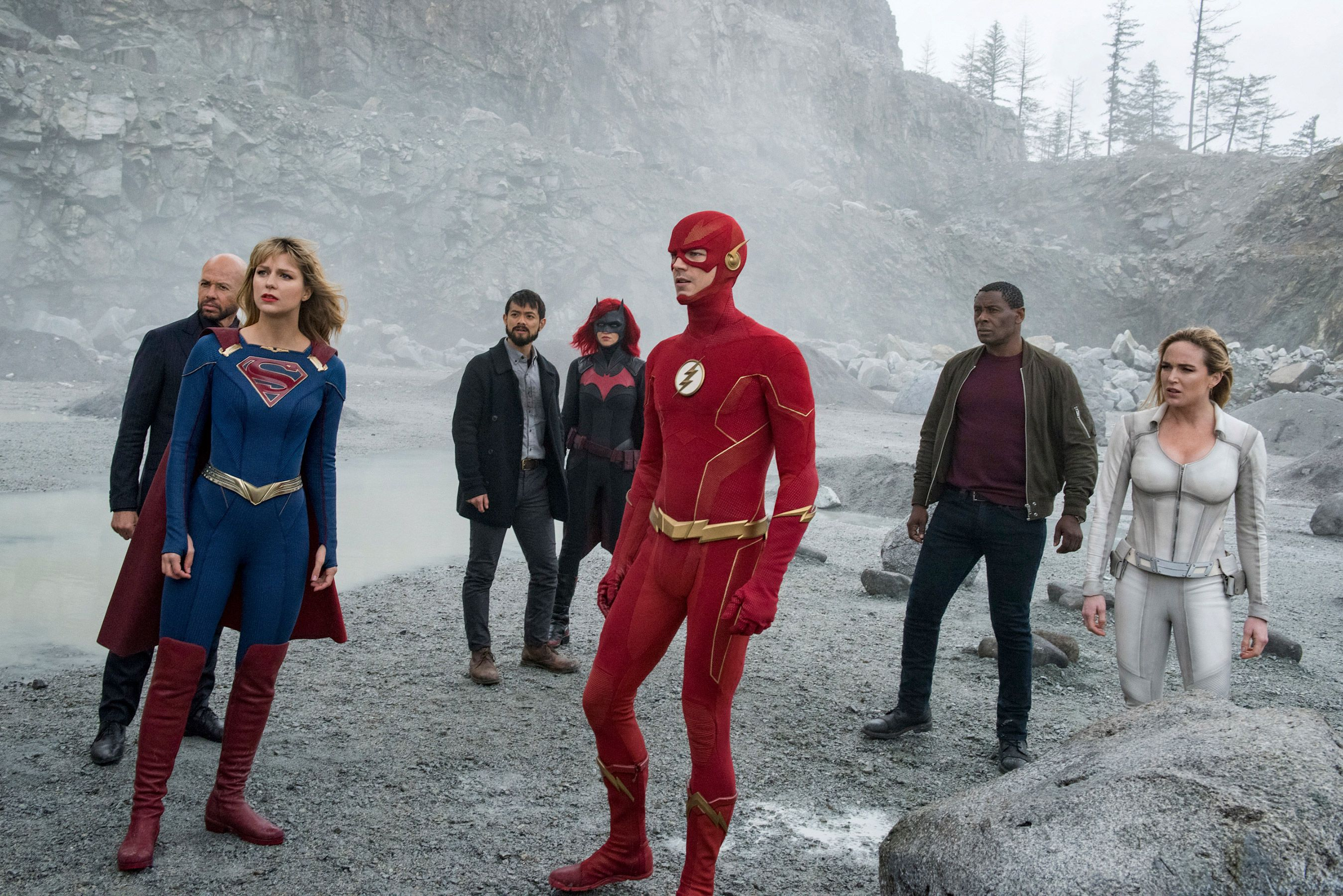 How Crisis On Infinite Earths Set Up Next Arrowverse Crossover