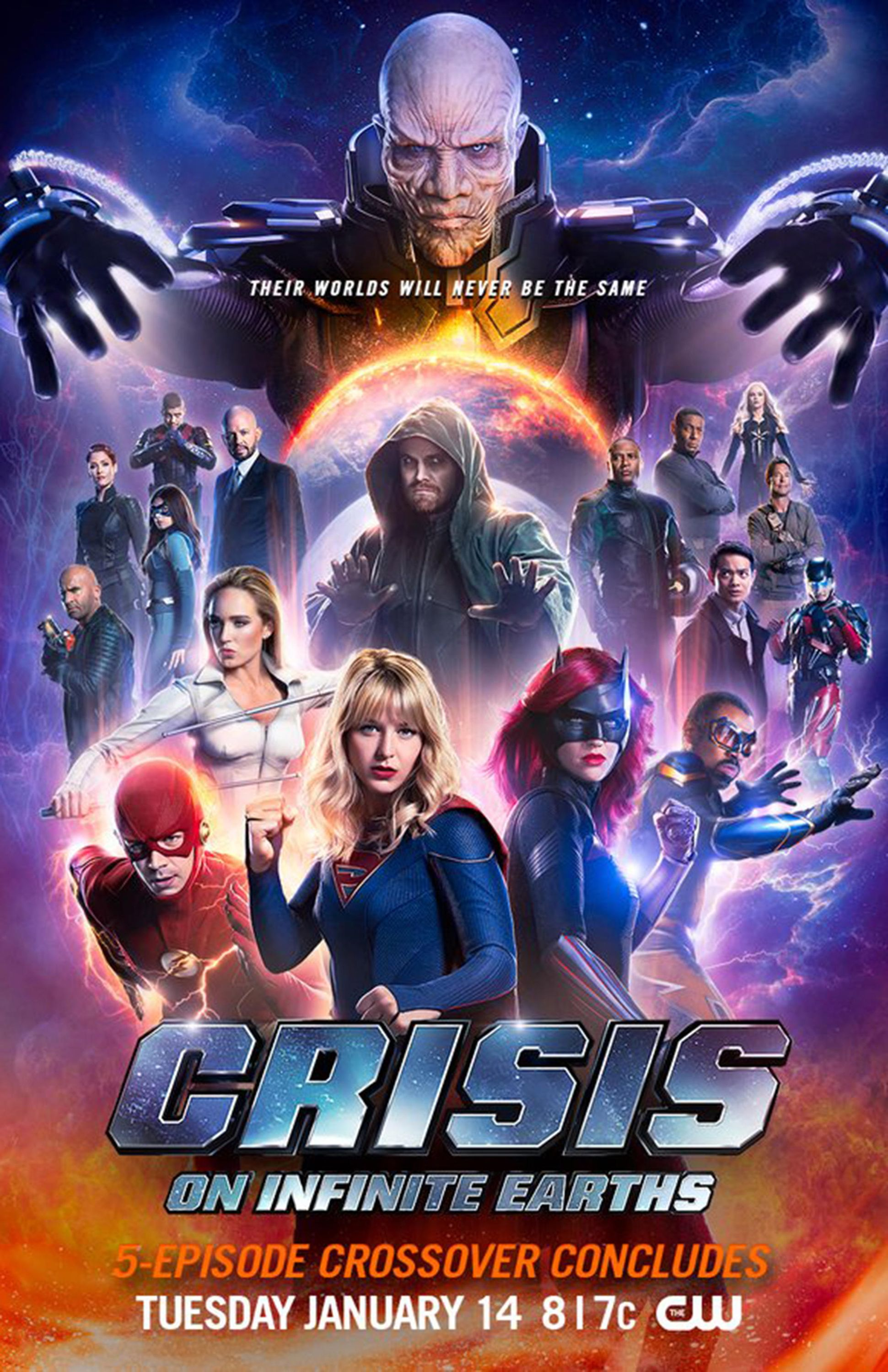Arrowverse's Crisis on Infinite Earths boss explains how Worlds of DC cameo happened