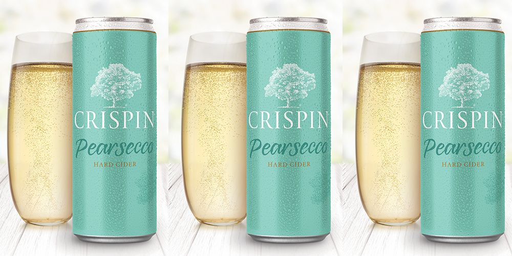 Crispin Pearsecco Is A Cross Between Hard Cider And