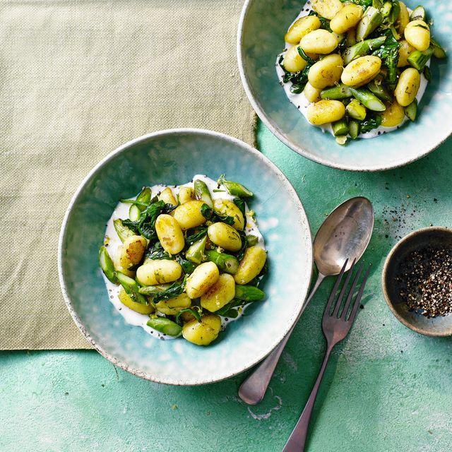 best gnocchi recipes crispy spring gnocchi