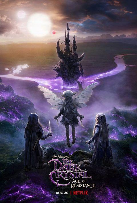 Cristal Oscuro Avance Serie Netflix - La Era de la Resistencia