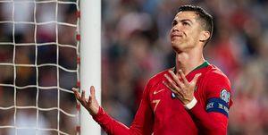 Portugal v Serbia - UEFA EURO 2020 Qualifier