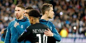 Cristiano Ronaldo, neymar, serie