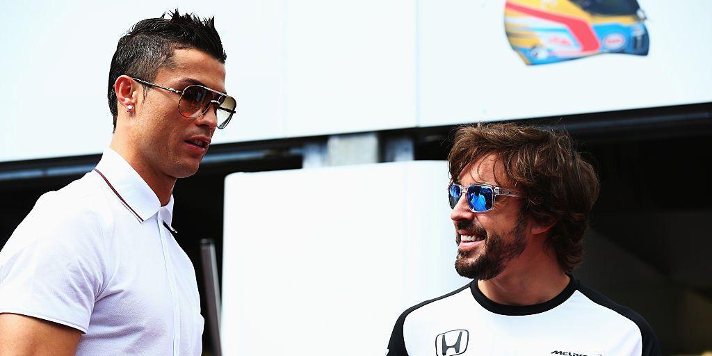 Cristiano Ronaldo y Fernando Alonso, los deportistas más buscados en Internet en España en 2018