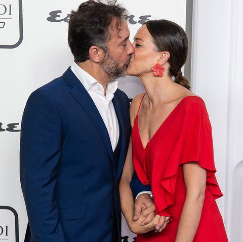 La pareja de actores formada porCristina Alarcón y José Luis García-Pérez anuncian que van a ser padres.