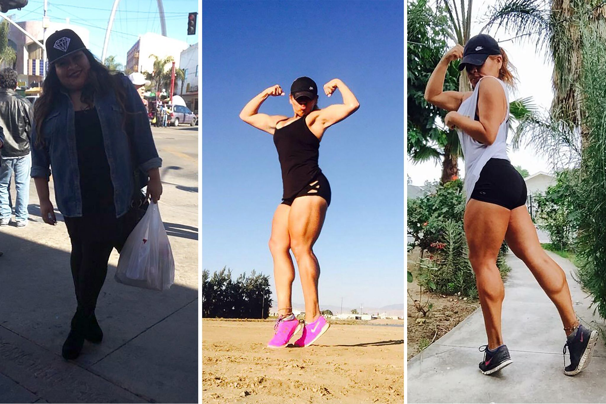 When Her Fiancé Cheated on Her, She Nearly Broke. Then She Ran Off 170 Pounds