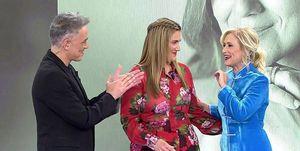Cristina Cifuentes es la reina de Telecinco