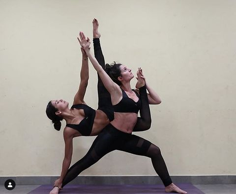 Physical fitness, Athletic dance move, Choreography, Dancer, Joint, Leg, Dance, Sports, Yoga, Stretching,
