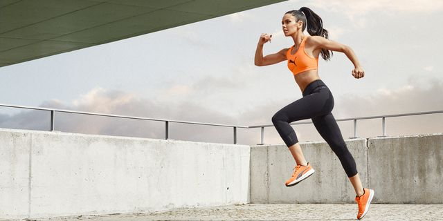 cristina pedroche runner para women's health