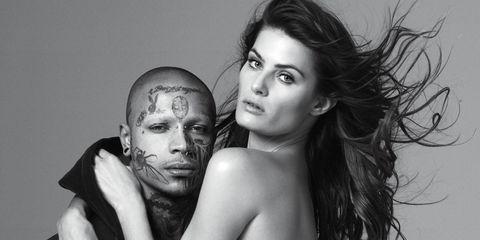 Photograph, Black-and-white, Beauty, Monochrome photography, Photography, Model, Photo shoot, Monochrome, Lip, Shoulder,