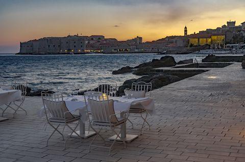 In Croazia ci sono alberghi di lusso