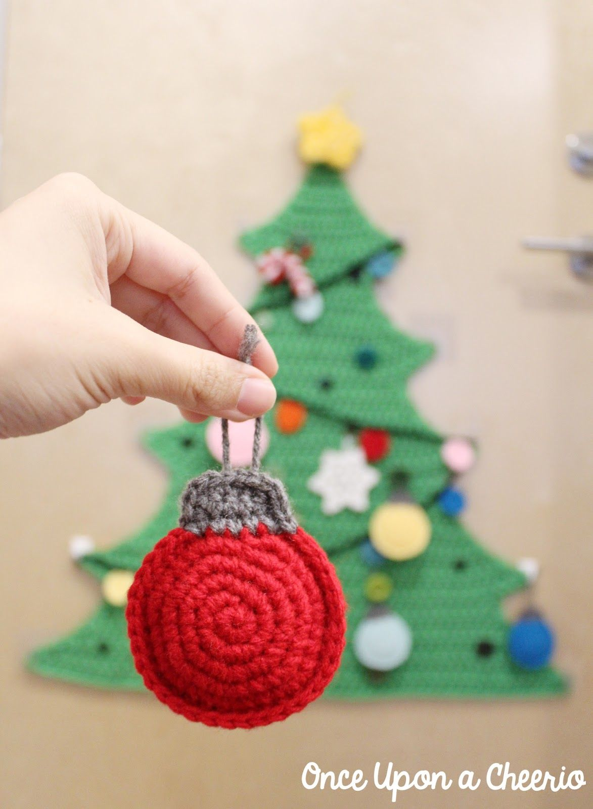 15 Easy Crochet Christmas Ornaments Diy Crochet Ornament Patterns