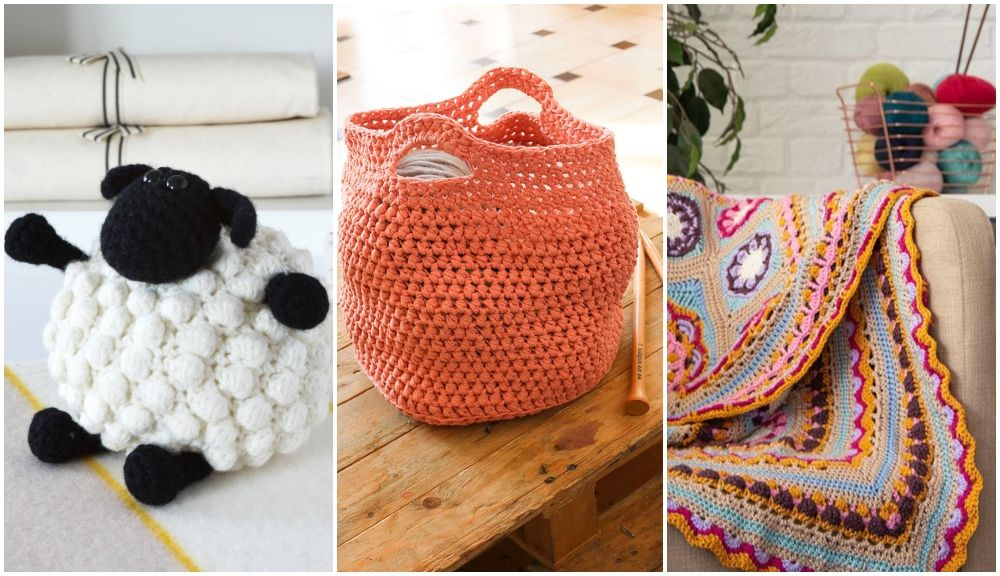 12 Crochet Kits To Inspire Your Next Project From 399