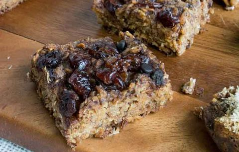 Crock Pot Personalized Baked Oatmeal Bars