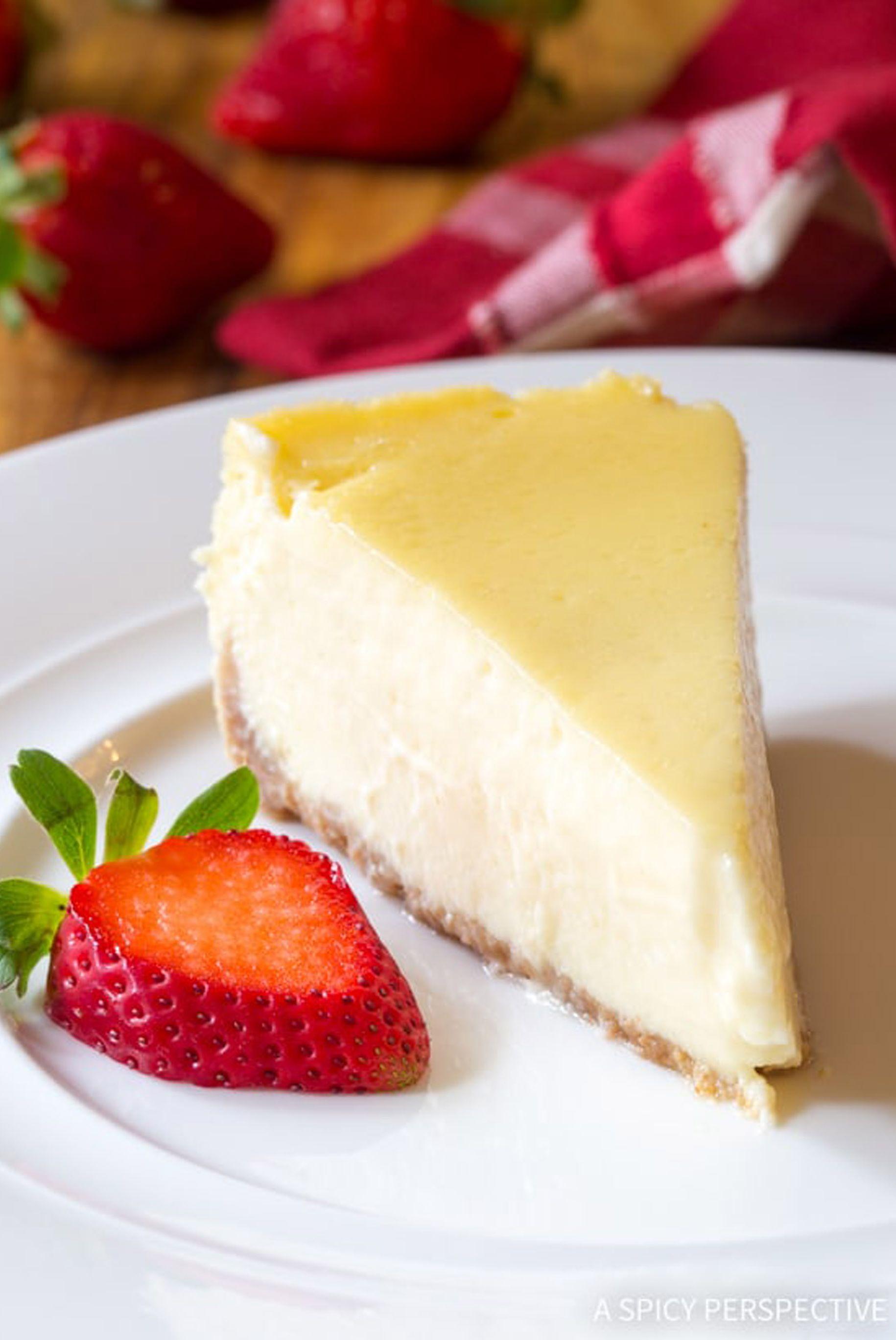 crock pot desserts cheesecake