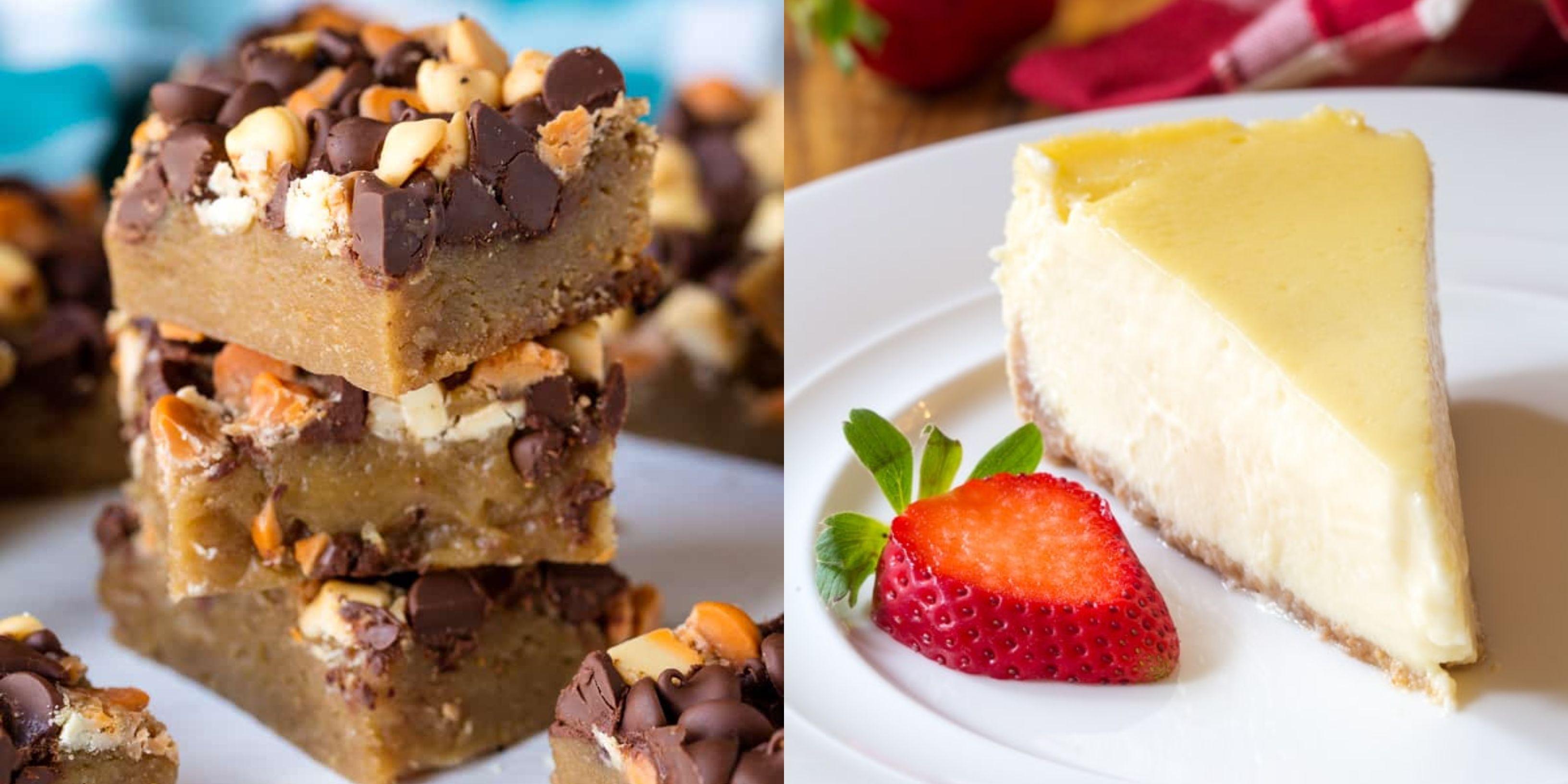 42 Easy Slow Cooker Desserts Best Recipes For Crock Pot Desserts
