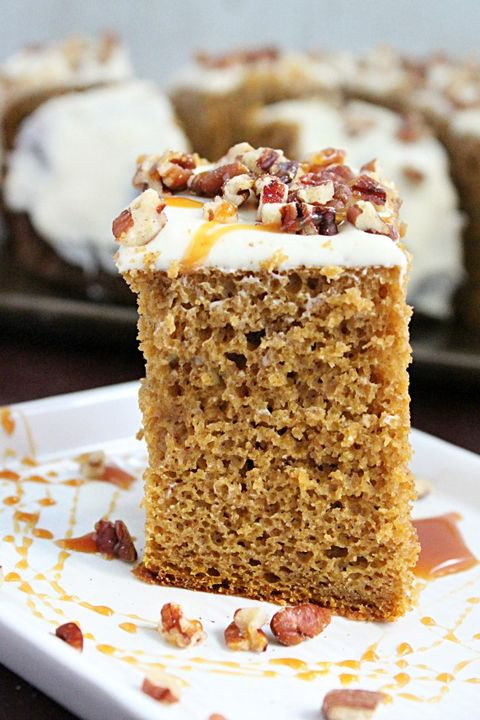crockpot desserts pumpkin cake