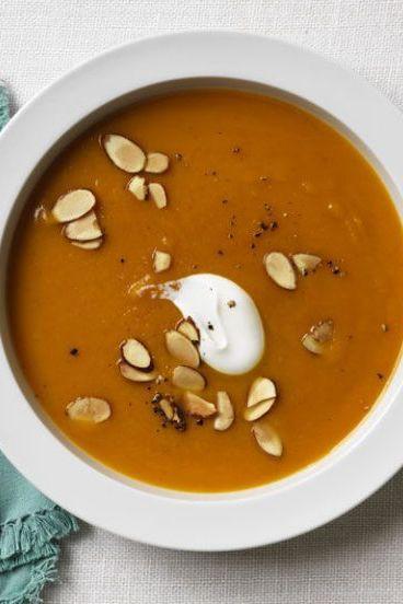 crockpot recipes sweet potato soup
