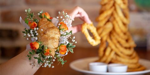 You Can Get a Croissant Corsage for Prom, and It Doubles as an After-Party Snack