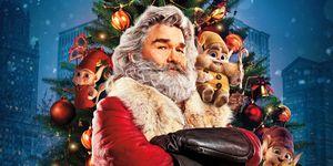 Cronicas de Navidad poster