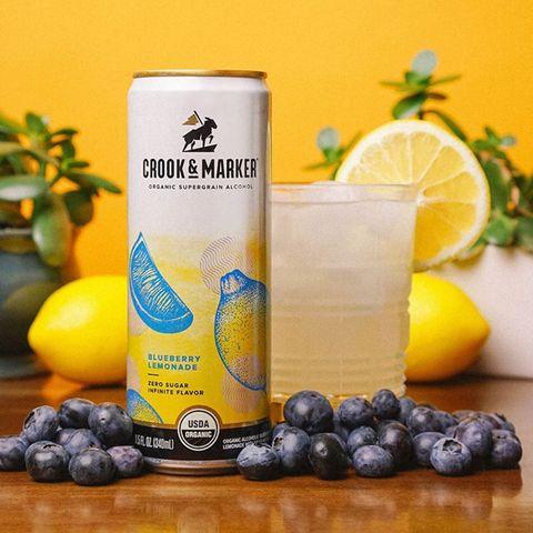 crook  marker spiked lemonade