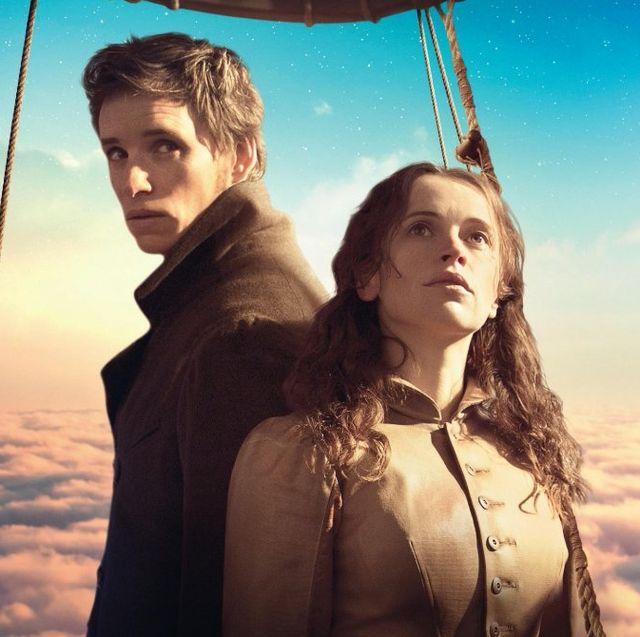 【電影抓重點】艾迪瑞德曼《熱氣球飛行家》5大看點!改寫史上最驚險高空生存、英國科學家的瘋狂事蹟