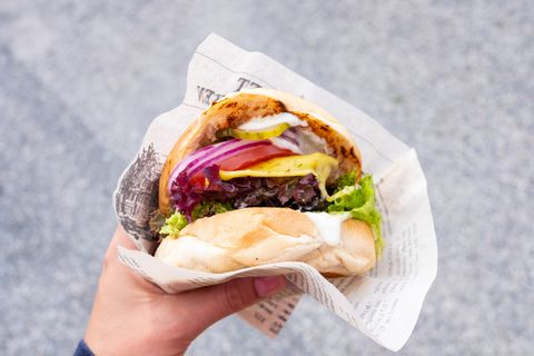 What Is the Impossible Burger and Is It Even Healthy?