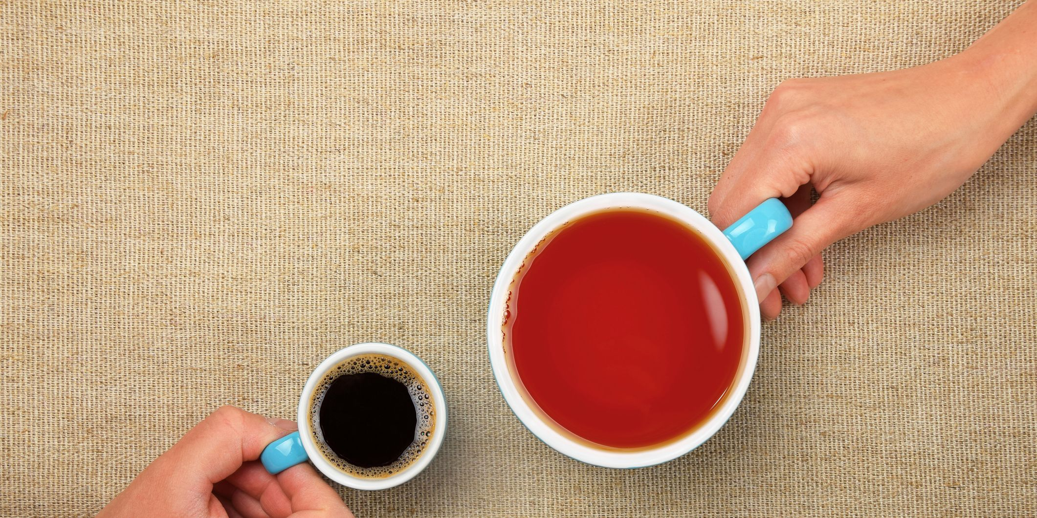 Tea Vs. Coffee: What's Better for You?