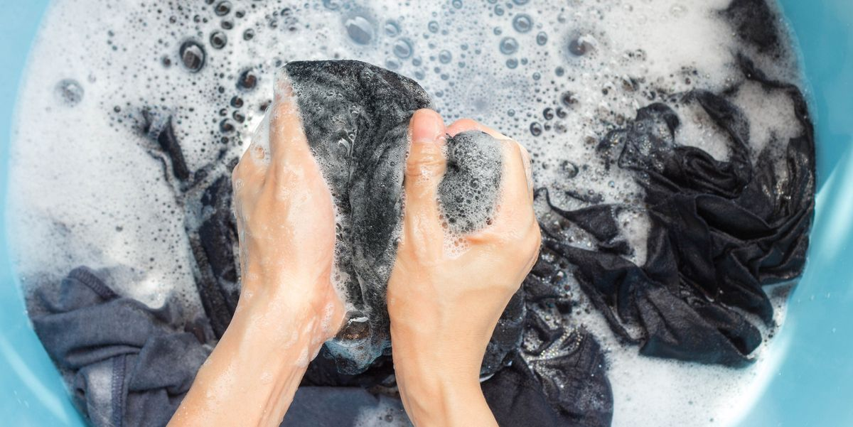 The Most Effective Way to Hand-Wash Clothes in Your Sink, Delicates or Otherwise