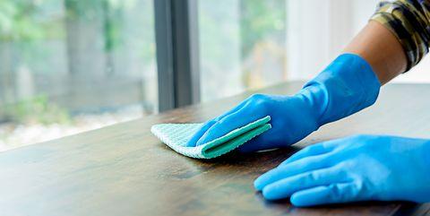 coronavirus clean germs viruses