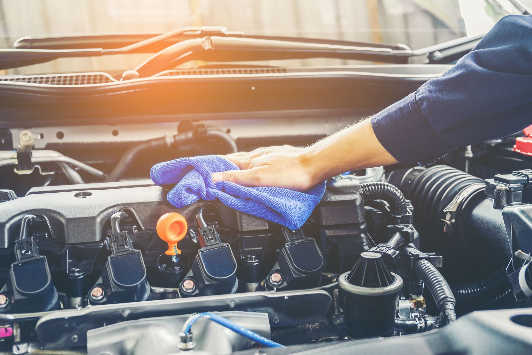 How To Clean Your Car S Engine 10 Simple Steps For A Clean Engine