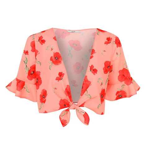Clothing, Outerwear, Red, Pink, Collar, Sleeve, Orange, Peach, Costume, Blazer,