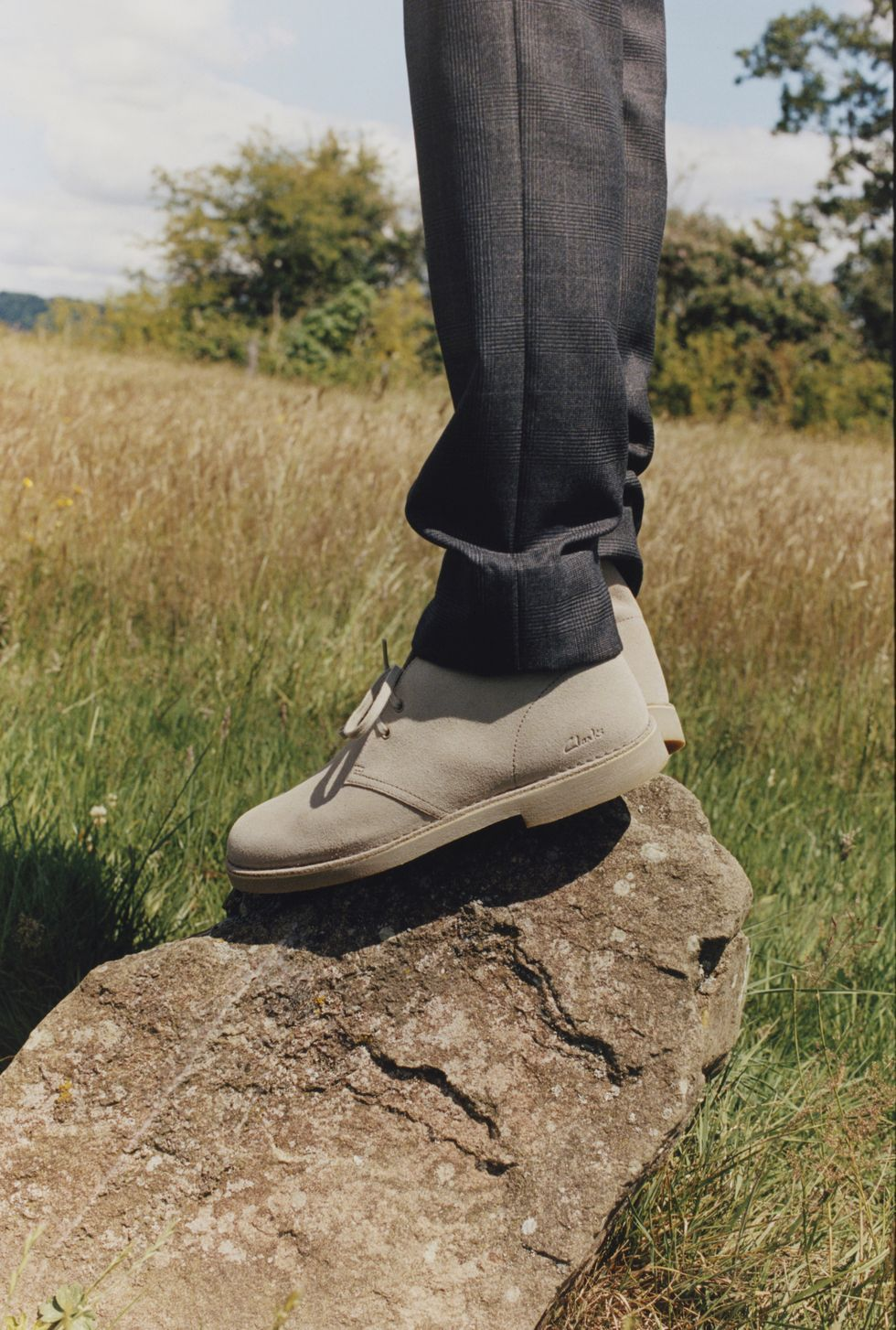 This Timeless Clarks Boot Balances Heritage With Innovation