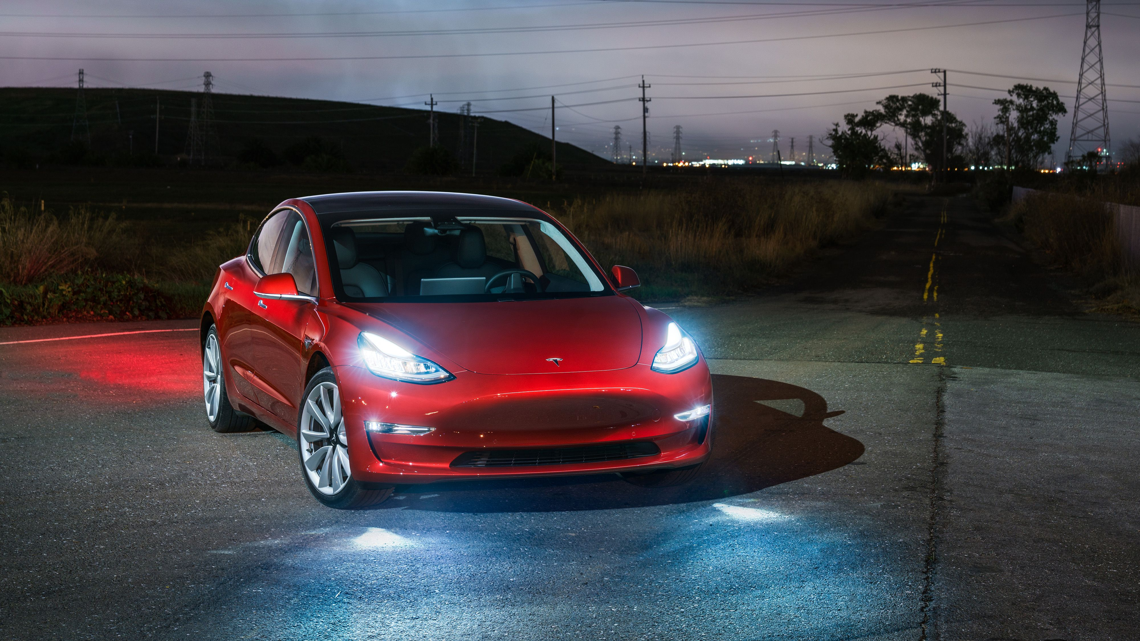 Tesla Model 3 Test Drive Review First With The New 2008 Volkswagen Beetle Front Suspension Components Car Parts Diagram