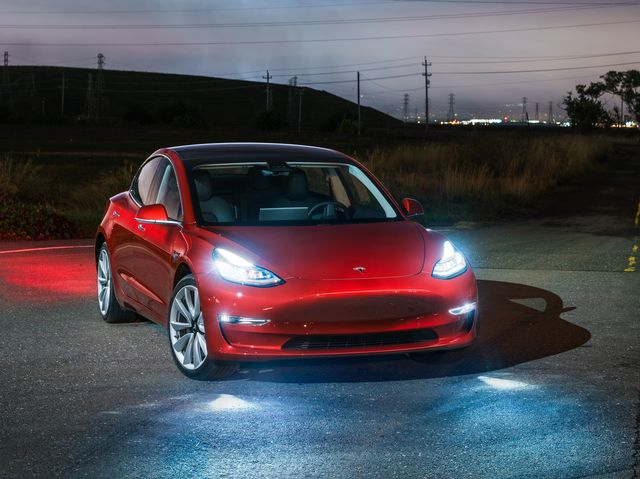 Tesla Model 3 The Road Track Review