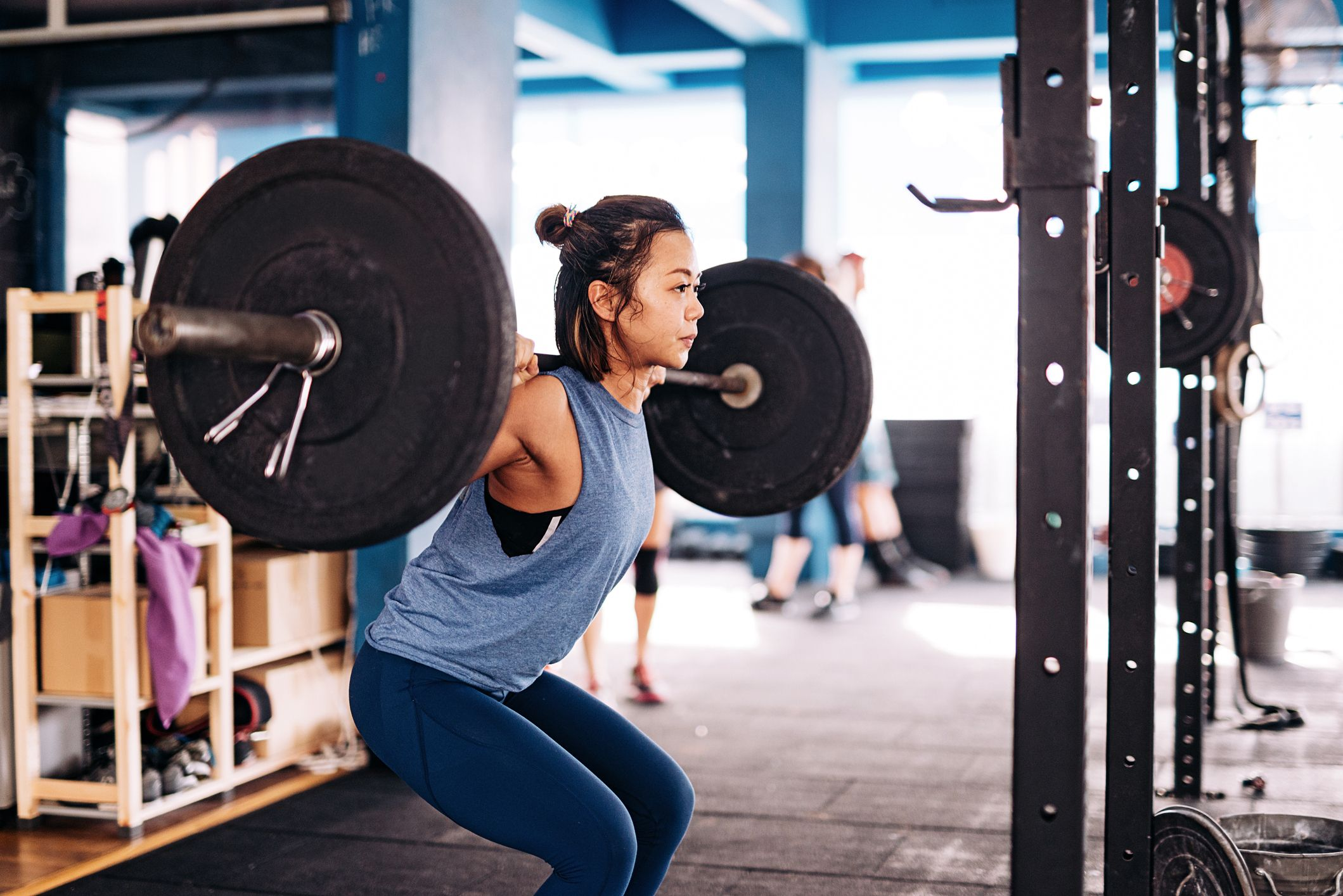 How to Get Stronger Without Lifting Heavier