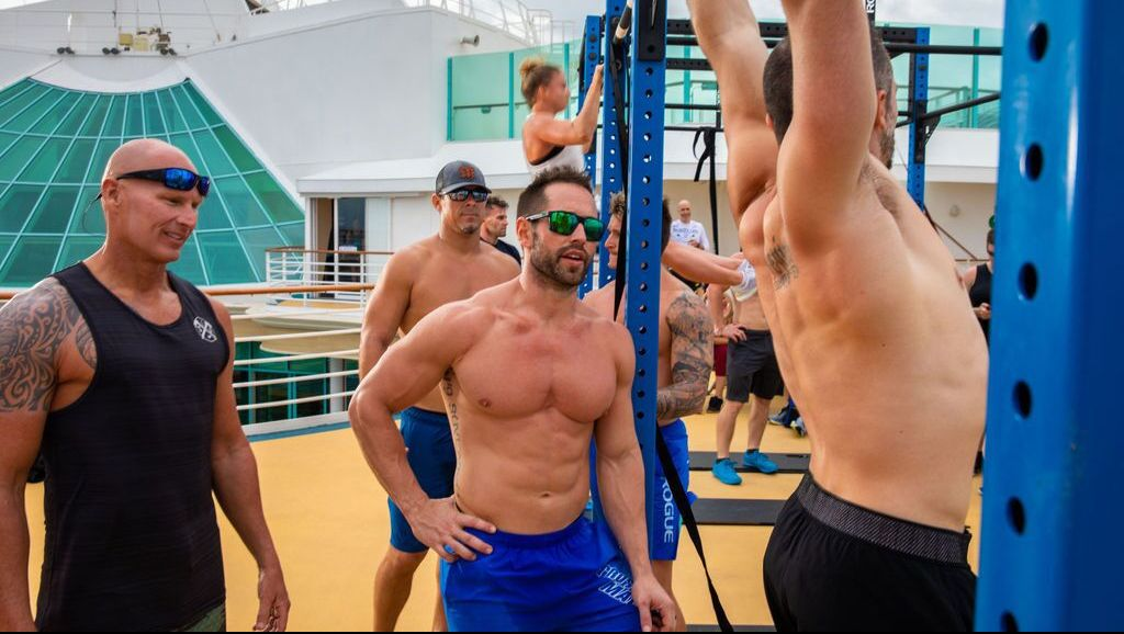 I Survived 4 Days at Sea With Thousands of CrossFit Fanatics