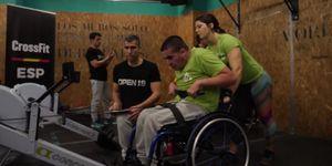 crossfit adaptado equipo español discapacitados