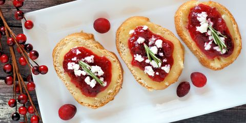 christmas appetizers crostini - Best Christmas Appetizers