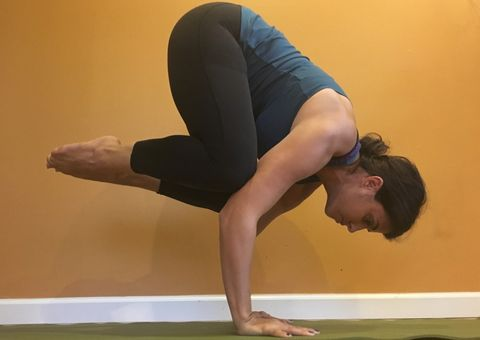 4 yoga poses that will raise your heart rate  prevention