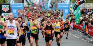 strava data london marathon