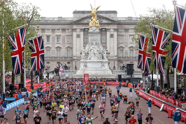 Cómo inscribirse para correr el Maratón de Londres 2021