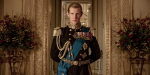 The Crown, Matt Smith, Prince Philip, season 2