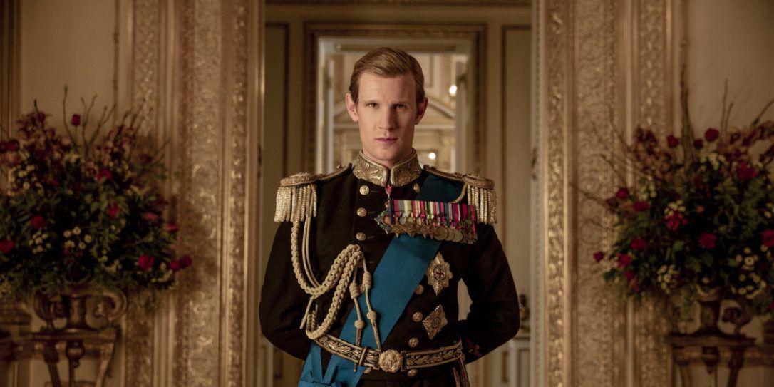 The Crown, Matt Smith,Prince Philip, season 2