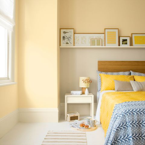 Yellow paint ideas