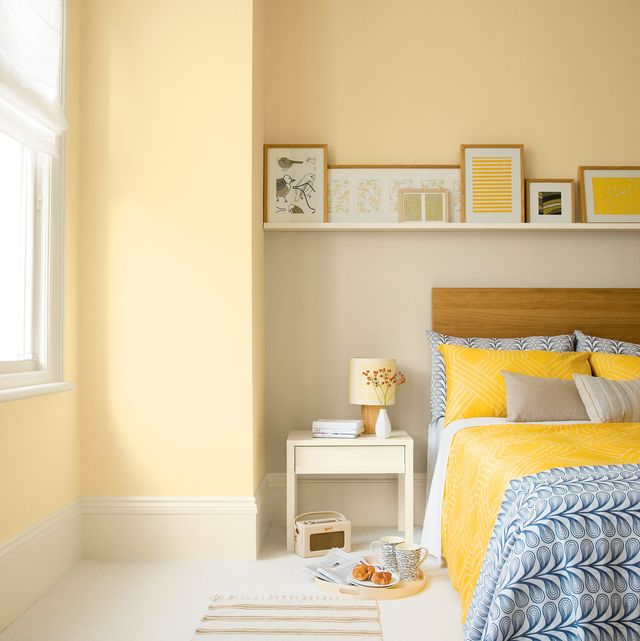 7 Yellow Bedroom Ideas To Brighten Your Space Just In Time
