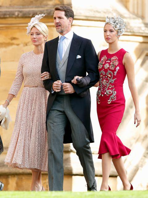 不會說希臘文的希臘公主?「查爾斯王子是她教父、曾與英國哈利王子傳緋聞」6點認識希臘皇室奧琳匹亞公主
